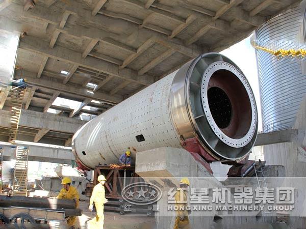 产品中心 建材设备 水泥磨     1,该设备应安装在水平的混凝土基础上