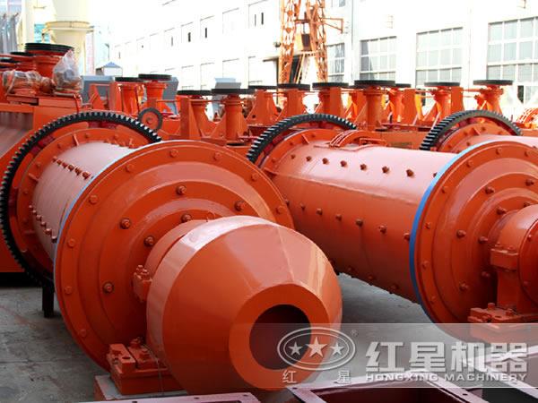 烟气脱硫设备厂家_脱硫湿式球磨机_脱硫球磨机型号价格厂家服务-河南红星机器